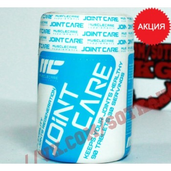 Глюкозамин(суставы): Muscle Care Joint Care || 90таб
