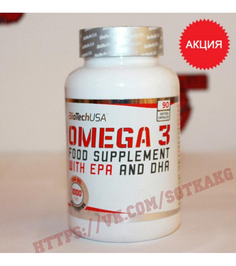BioTech Omega 3:    90 капс