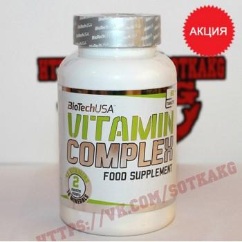 Витамины(комплекс): BioTech USA Complex || 60 таб