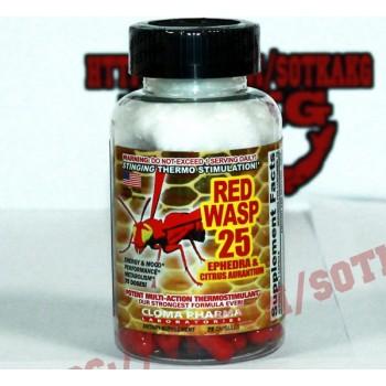 Жиросжигатель: Cloma Pharma Red Wasp || 75 caps