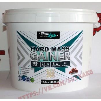 Высокобелковый гейнер: ProLab nutrition Hard mass    4.8кг