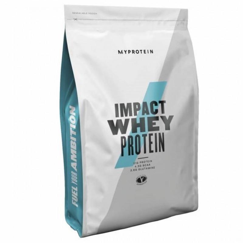 Протеин Myprotein Impact Whey Protein 1000 g