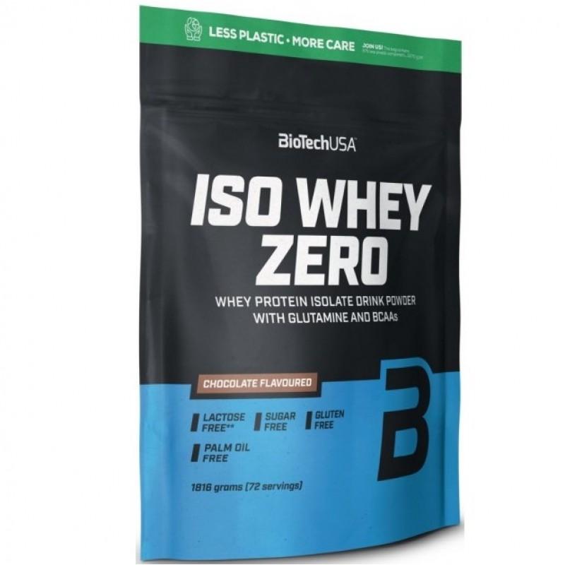 Протеин Biotech Iso Whey Zero 500 g