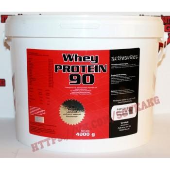 Комплексный протеин: Activevites Whey Protein 90 || 4кг