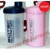 Шейкер: Scitec Nutrition Transparent / Pink || 700ml