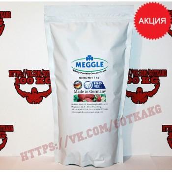 Протеин сывороточный: MEGGLE КСБ 80%    1кг
